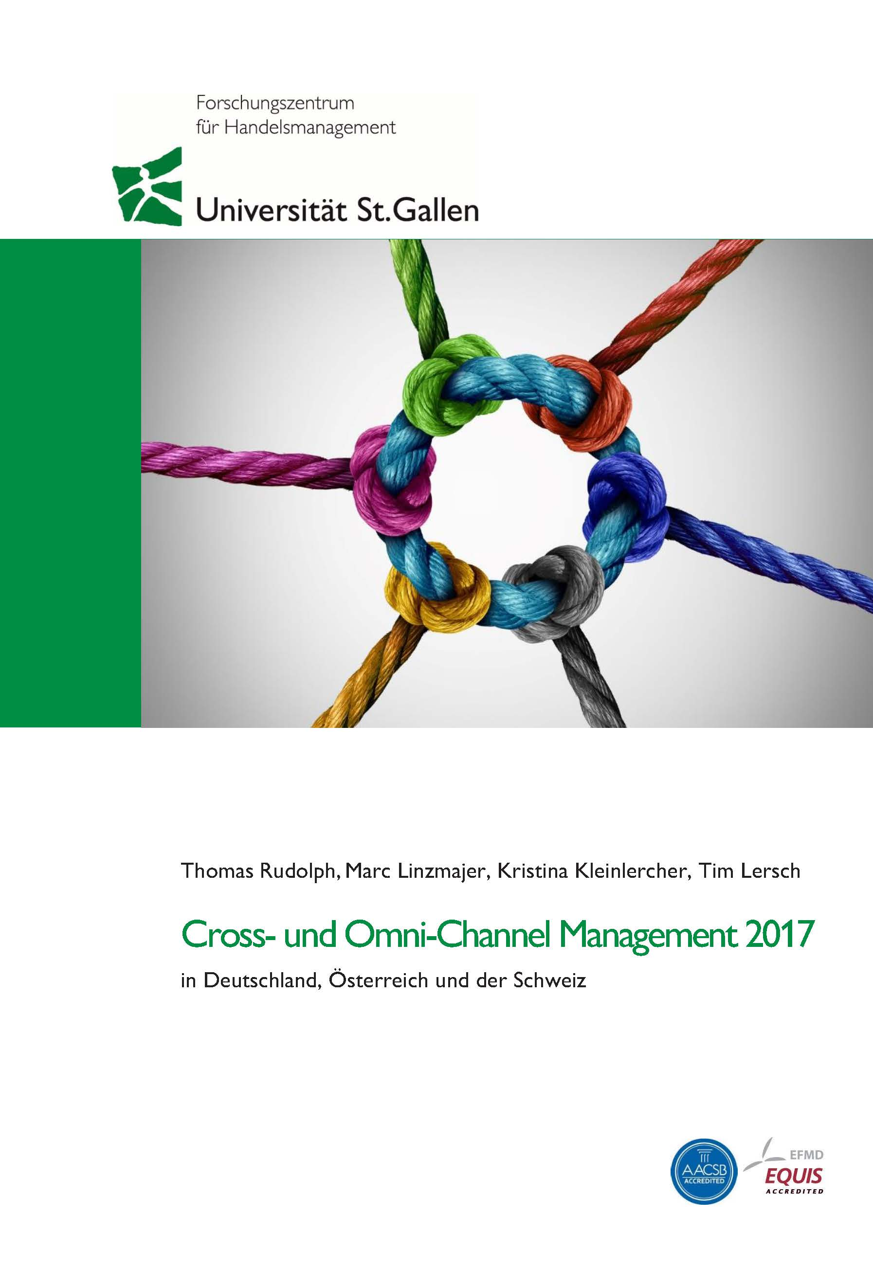 Cross-Channel Management Studie 2017